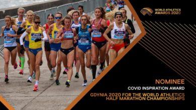 Photo of Mistrzostwa Świata w Półmaratonie Gdynia 2020. Nominacja do nagrody World Athletics
