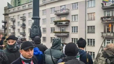 Photo of Lewica składa zawiadomienie do prokuratury na organizatora Marszu Niepodległości. Nowoczesna chce delegalizacji