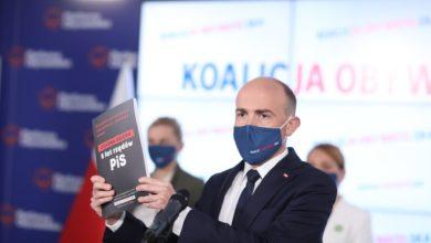 """Photo of Czarna księga 5 lat rządów PiS. """"Polska w ruinie"""""""