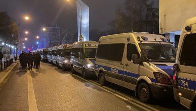 Photo of Protesty. Sejm twierdzą. Bezczelne zachowania policjantów przeciwko posłom