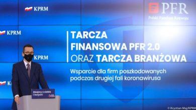 Photo of Koronawirus. Tarcza Finansowa PFR. 35 mld zł na wsparcie dla przedsiębiorców