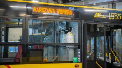 Photo of Koronawirus. Warszawskie autobusy przewiozą… chorych