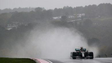 Photo of F1. GP Turcji. Lewis Hamilton z wygraną w deszczowym wyścigu. Brytyjczyk mistrzem świata!