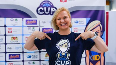 """Photo of Gdańsk – Otylia Swim Cup. """"To wielkie święto dla młodych adeptów pływania"""""""