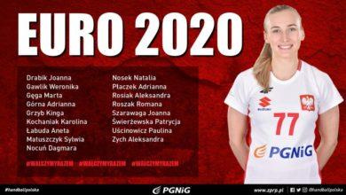 Photo of Mistrzostwa Europy 2020 w Danii. Znamy skład Polek