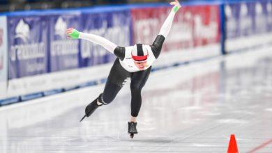 Photo of 87. Mistrzostwa Polski w wieloboju w łyżwiarstwie szybkim. Zwycięzcy pierwszego dnia