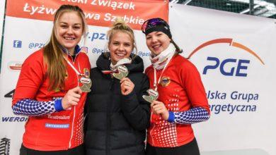 Photo of Karolina Bosiek największą gwiazdą łyżwiarskich Mistrzostw Polski 2020 na dystansach