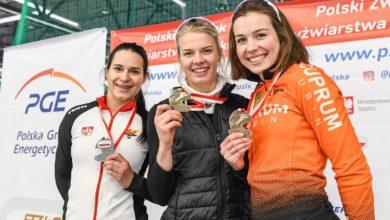 Photo of Karolina Bosiek i Artur Nogal mistrzami Polski 2020 w wieloboju sprinterskim