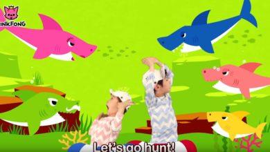 """Photo of """"Baby Shark Dance"""" najpopularniejszą piosenką świata. Teledysk """"Despacito"""" Luisa Fonsiego pokonany"""
