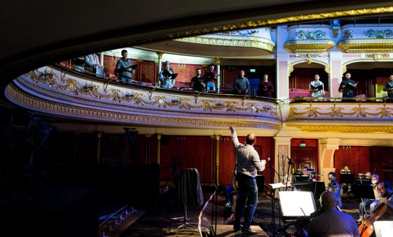 Photo of Opera Wrocławska. Rekordowa widownia spektakli online
