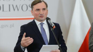 Photo of Minister Sprawiedliwości Ziobro: użycie przez Polskę weta nie oznacza wcale opuszczenia UE