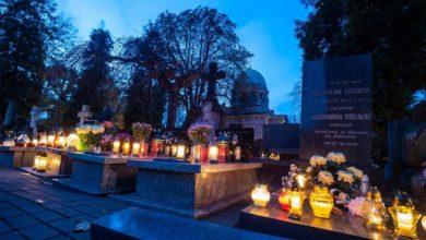 Photo of Cmentarze otwarte mimo zakazu. Polacy uwielbiają łamać prawo