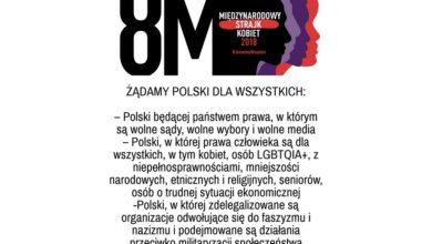 Photo of Mapa i postulaty Strajku Kobiet. Polska świecka, wolna od zabobonów i dla wszystkich