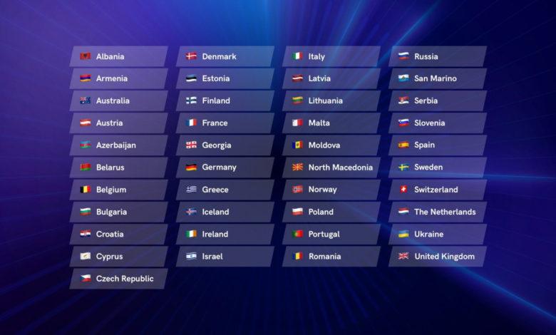 Photo of Eurowizja 2021 w Rotterdamie. Lista 41 krajów. Daði og Gagnamagnið zaśpiewa dla Islandii