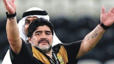 Photo of Diego Maradona nie żyje. Legendarny piłkarz miał 60 lat. Znamy przyczynę śmierci