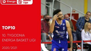 Photo of TOP10 10. tygodnia Energa Basket Ligi, MVP i najlepsza piątka [WIDEO]