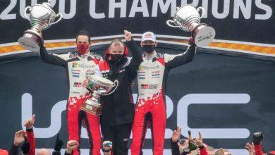 Photo of Rajd Monza 2020. WRC: Sébastien Ogier Rajdowym Mistrzem Świata! WRC 3: Kajetan Kajetanowicz na podium!