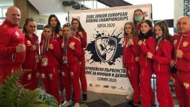 Photo of Boks. Oliwia Czerwińska Mistrzynią Europy U16. Rutkowska i Bochen wicemistrzyniami