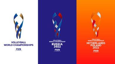 Photo of Holandia, Polska i Rosja. Loga Mistrzostw Świata FIVB w siatkówce 2022