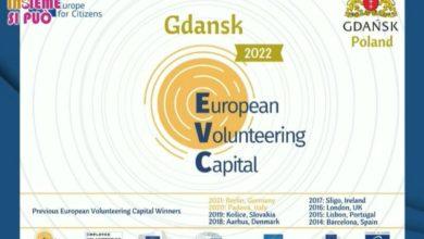Photo of Gdańsk Europejską Stolicą Wolontariatu 2022