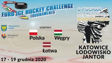 Photo of Euro Ice Hockey Challenge w Katowicach. Polacy powalczą z Łotwą i Węgrami. Terminarz