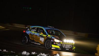 Photo of Tor Modlin Rally Show. Mistrzowie Polski i Mistrzowie Świata WRC 3 – Huttunen i Lukka zakończyli sezon