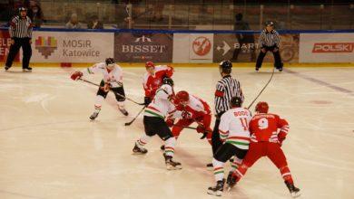 Photo of Hokej. Biało-czerwoni przegrali z Węgrami w Katowicach