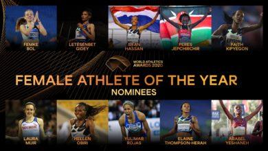 Photo of World Athletics Awards 2020. Sportowiec Roku i inne nominacje. Są dwa wyróżnienia dla Polski