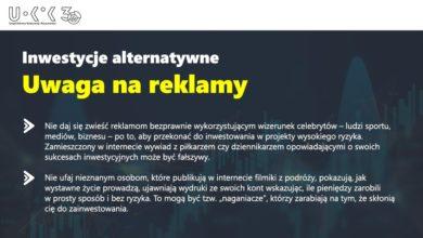 Photo of Konsumencie, uważaj na reklamy inwestycji alternatywnych! Celebryci zachęcają, a Ty możesz popaść w długi