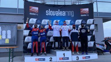 Photo of Mistrzostwa Słowacji. Grzyb, Wróblewski i Kotarba zdominowali podium