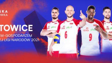 Photo of Katowice gospodarzem Siatkarskiej Ligi Narodów mężczyzn 2021