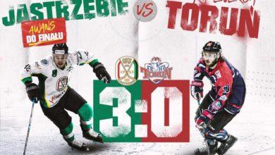Photo of Puchar Polski w hokeju na lodzie. Poznaliśmy finalistów