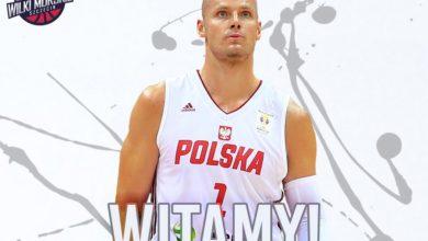 Photo of Maciej Lampe koszykarzem Kinga Wilki Morskie Szczecin