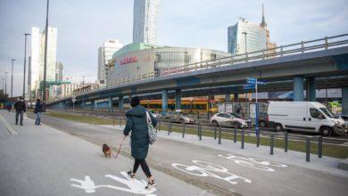 """Photo of Powstaje Nowe Centrum Warszawy. """"Marszałkowska na rowerze"""""""