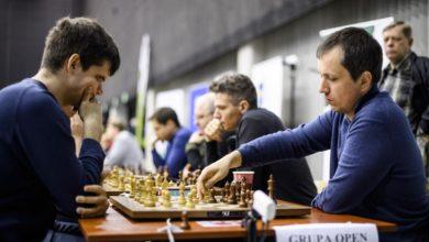 Photo of Katowice. Anglik Gawain Jones mistrzem Europy 2020 w szachach błyskawicznych