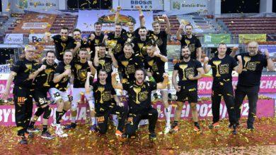 Photo of Siatkówka. Puchar 1. Ligi: Bielszczanie obronili trofeum