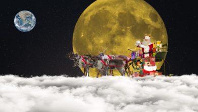 Photo of Kanada. Święty Mikołaj dostał zgodę na przelot mimo pandemii covid-19