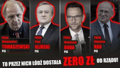 """Photo of """"PiS to złodzieje""""! Polskie miasta nie otrzymają wsparcia z Rządowego Funduszu Inwestycji Lokalnych!"""