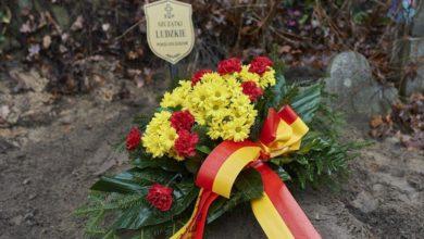 Photo of Łódź. Pochowano szczątki 16 osób odkrytych nabudowie