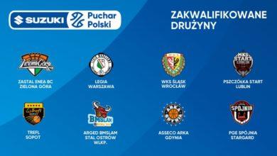 Photo of Koszykówka. Znamy uczestników Pucharu Polski 2021