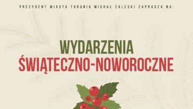 Photo of Świąteczny okres w Toruniu. Kolędowanie przy szopce, konkurs, Prezydencka Gala Noworoczna
