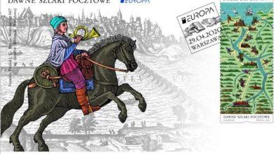 """Photo of """"Dawne szlaki pocztowe"""" najpiękniejszym polskim znaczkiem w Europie"""