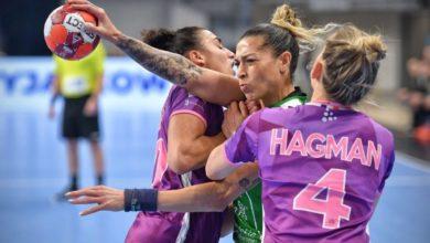 Photo of EHF European League. MKS Perła Lublin przegrał z Nantes Atlantique Handball