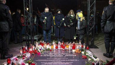 Photo of Druga rocznica zamachu i zabójstwa prezydenta Gdańska Pawła Adamowicza