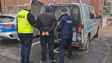 Photo of Oleśnica. 32-latek zatrzymany. Sadysta przejechał psa, potem groził policji i wolontariuszom