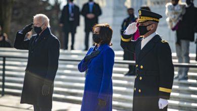 Photo of Joe Biden został 46. prezydentem Stanów Zjednoczonych. Kamala Harris wiceprezydentem