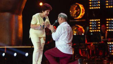 """Photo of Oświadczyny na scenie """"The Voice Senior"""". Zaskakujący gest Andrzeja Piasecznego. Nowi trenerzy"""