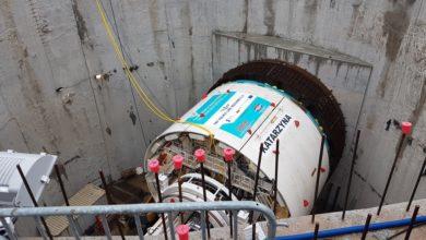 Photo of Łódzkie metro. Rozpoczęło się drążenie tuneli kolejowych metodą TBM