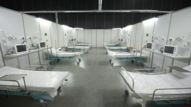 Photo of Gdańsk. Szpital tymczasowy w AMBEREXPO już gotowy dla 400 pacjentów