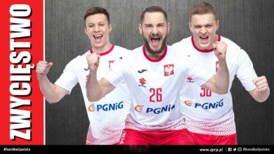 Photo of Piłka ręczna. MŚ 2021 w Egipcie. Polska pokonała Tunezję! Moryto MVP meczu